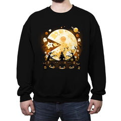 Game of Halloween - Crew Neck Sweatshirt - Crew Neck Sweatshirt - RIPT Apparel