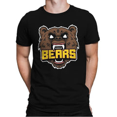 Harga Bears - Mens Premium - T-Shirts - RIPT Apparel
