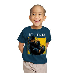 I Can Do It - Youth - T-Shirts - RIPT Apparel