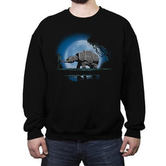 Hakuna Walkerata - Crew Neck Sweatshirt - Crew Neck Sweatshirt - RIPT Apparel