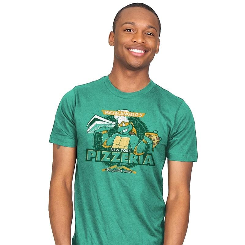 Mikey's Pizzeria Exclusive - Mens - T-Shirts - RIPT Apparel