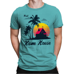 Visit Kame-House - Mens Premium - T-Shirts - RIPT Apparel