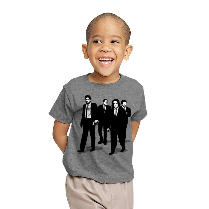 Reservoir Groomsmen - Youth - T-Shirts - RIPT Apparel