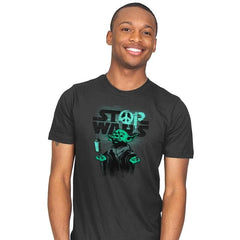 STOP WARS - Mens - T-Shirts - RIPT Apparel