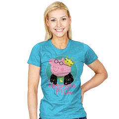 Notorious PIG - Womens - T-Shirts - RIPT Apparel