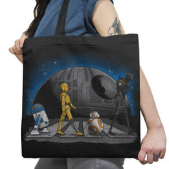 Droid Road Exclusive - Tote Bag - Tote Bag - RIPT Apparel