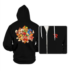 Mighty Gaming Rangers - Hoodies - Hoodies - RIPT Apparel
