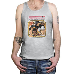 Cowboys & Robots Choose Your Own - Tanktop - Tanktop - RIPT Apparel