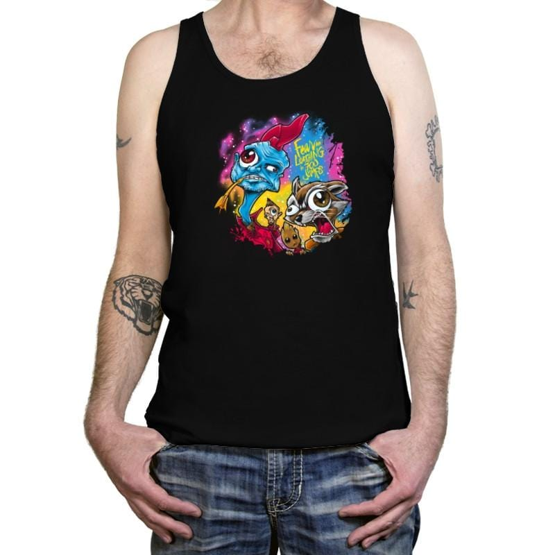 Fear and Loathing in 700 Jumps Exclusive - Tanktop - Tanktop - RIPT Apparel