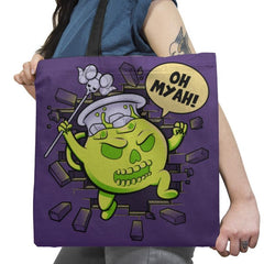 Masters of the Koolaidverse Exclusive - Tote Bag - Tote Bag - RIPT Apparel