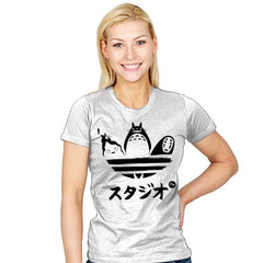 Studio Brand - Womens - T-Shirts - RIPT Apparel
