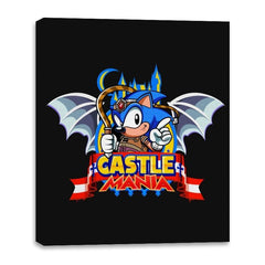 Castle Mania - Canvas Wraps - Canvas Wraps - RIPT Apparel