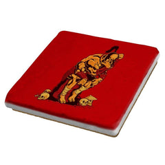 Goro The Thinker Exclusive - Coasters - Coasters - RIPT Apparel