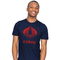 Cobra Classic - Mens - T-Shirts - RIPT Apparel