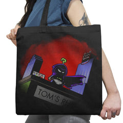 Mysterion: The Poorly Animated Series Exclusive - Tote Bag - Tote Bag - RIPT Apparel