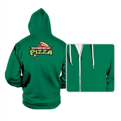 Did Someone Say Pizza? - Hoodies - Hoodies - RIPT Apparel