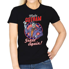 Make Gotham Great Again - Anytime - Womens - T-Shirts - RIPT Apparel