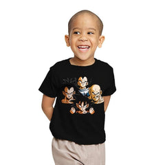 Saiyans Rhapsody - Youth - T-Shirts - RIPT Apparel