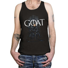 The GOAT - Tanktop - Tanktop - RIPT Apparel