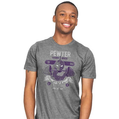 Pewter Gym - New Year's Evolutions - Mens - T-Shirts - RIPT Apparel