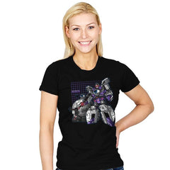 Techno-shred Exclusive - Womens - T-Shirts - RIPT Apparel