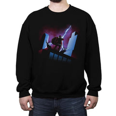Santa: The Xmas Series - Crew Neck Sweatshirt - Crew Neck Sweatshirt - RIPT Apparel