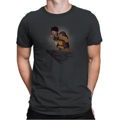 Magic King - Gamer Paradise - Mens Premium - T-Shirts - RIPT Apparel