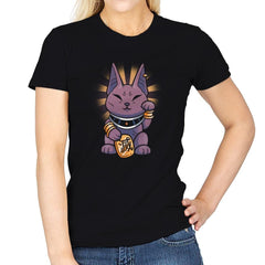 Lucky Beerus - Womens - T-Shirts - RIPT Apparel