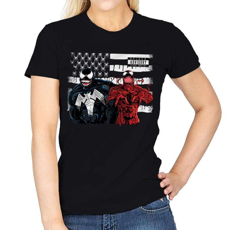 We're Sorry Ms. Parker - Best Seller - Womens - T-Shirts - RIPT Apparel