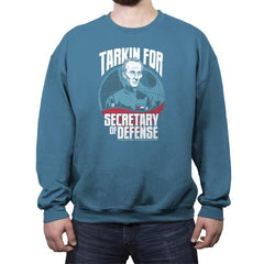 Secretary of Defense - Crew Neck Sweatshirt - Crew Neck Sweatshirt - RIPT Apparel