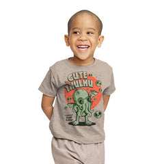 Cutethulhu! - Youth - T-Shirts - RIPT Apparel