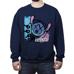 Expt-626 - Crew Neck Sweatshirt - Crew Neck Sweatshirt - RIPT Apparel