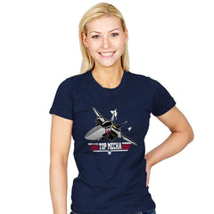 Top Mecha - Womens - T-Shirts - RIPT Apparel