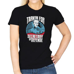 Secretary of Defense Exclusive - Womens - T-Shirts - RIPT Apparel