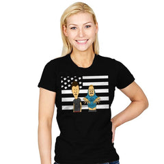 Cornholia - Womens - T-Shirts - RIPT Apparel