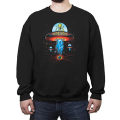 More Than A Feeling - Crew Neck Sweatshirt - Crew Neck Sweatshirt - RIPT Apparel