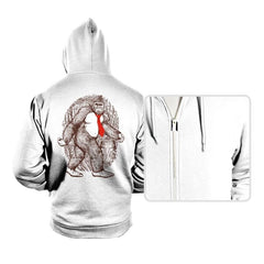 Donkey Sighting - Hoodies - Hoodies - RIPT Apparel