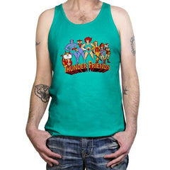 Thunder Friends - Tanktop - Tanktop - RIPT Apparel