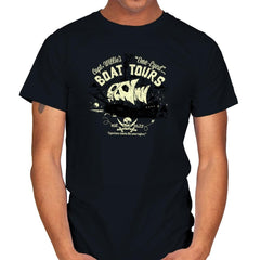 One-Eyed Boat Tours Exclusive - Mens - T-Shirts - RIPT Apparel