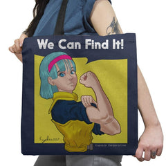 We Can Find It! - Kamehameha Tees - Tote Bag - Tote Bag - RIPT Apparel
