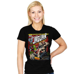 The Indestructible Jaguar - Womens - T-Shirts - RIPT Apparel