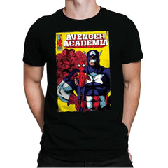 Avenger Academia - Anytime - Mens Premium - T-Shirts - RIPT Apparel
