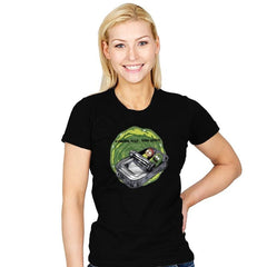 Schwifty Boys - Womens - T-Shirts - RIPT Apparel