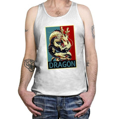 DRAGON - Tanktop - Tanktop - RIPT Apparel