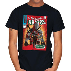 The Amazing Spartan - Mens - T-Shirts - RIPT Apparel