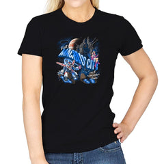 Visit Macross City Exclusive - Womens - T-Shirts - RIPT Apparel
