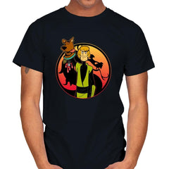 Mortal Shaggy - Mens - T-Shirts - RIPT Apparel