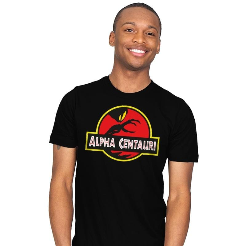 Alpha Centauri - Mens - T-Shirts - RIPT Apparel