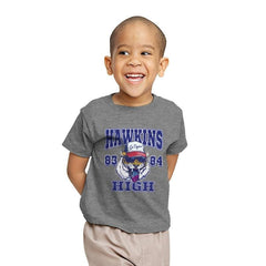 Hawkins High School Tigers  - Youth - T-Shirts - RIPT Apparel