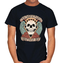 Honorary club of Dead Characters - Mens - T-Shirts - RIPT Apparel